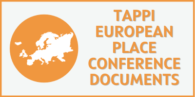 TAPPI EURO PLACE Conference Documents