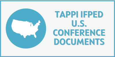 TAPPI IFPED US Conference Documents